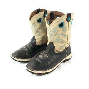 Flirt with Durango Women's Distressed Boots Sz 9